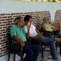 Photo taken at Padang Golf Adi Soemarmo by Gilang P. on 9/22/2011