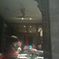 Photo taken at Ganga by yohan k. on 11/16/2011