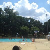 Photo taken at Upshur Swimming Pool by Laudeth A. on 6/24/2012