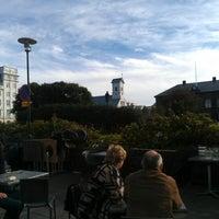 Photo taken at Thorvaldsen Bar by Jessica S. on 9/2/2012