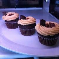 Photo taken at Oven Monkey Bakery by Brandon T. on 4/22/2012