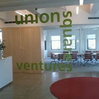 Photo taken at Union Square Ventures by Fred W. on 8/23/2011