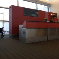 Photo taken at Gate A6 by Kate R. on 4/23/2012