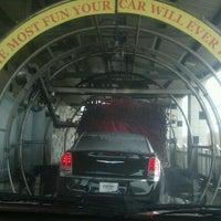 Photo taken at Mr. Fancy Pants Car Wash by Elena G. on 5/25/2012
