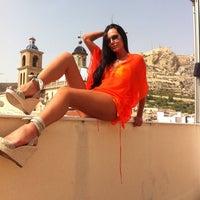 Photo taken at Hotel Hospes Amérigo***** by Olya V. on 6/30/2012