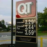 Photo taken at QuikTrip by Barbara G. on 6/9/2012