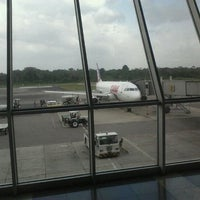 Photo taken at Aeroporto Internacional de Belém (BEL) by Rafael N. on 2/1/2012
