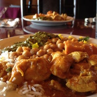 Photo taken at Taste of India by Amy L. on 8/24/2012