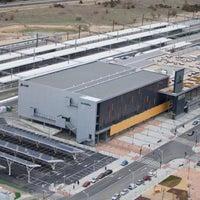 Photo taken at Estación de Albacete-Los Llanos by Franvat on 11/15/2011
