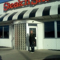Photo taken at Steak 'n Shake by Barbara Y. on 11/30/2011
