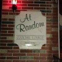 Photo taken at At Random by John G. on 12/31/2011
