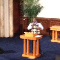 Photo taken at Christ Community Church of philadelphia by KENT L M. on 12/11/2011