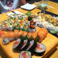 Photo taken at Tokyo Grill & Sushi by Lois C. on 7/7/2012