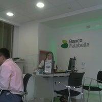 Photo taken at Banco Falabella Ahumada 302 by Denisse G. on 2/28/2012