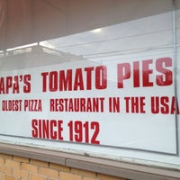 Photo taken at Papa's Tomato Pies by Andrew C. on 7/23/2012