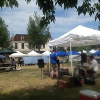 Photo taken at Riverwest Garderner's Market by Tracey S. on 7/22/2012