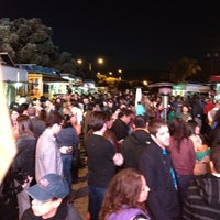 Photo taken at Santa Monica Food Truck Lot by Dustin L. on 3/28/2012