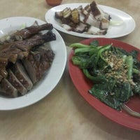 Photo taken at Sam Kee BBQ Place by Nicolas L. on 9/2/2011