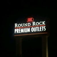 Photo taken at Round Rock Premium Outlets by excitable h. on 12/18/2011