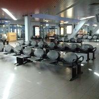 Photo taken at Aéroport Strasbourg-Entzheim (SXB) by Antoine K. on 3/29/2012