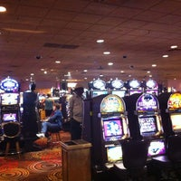 Photo taken at Fitzgerald's Casino and Hotel by Jennifer L. on 4/28/2012