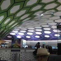 Photo taken at Terminal 1 by Dewi Nurul F. on 7/15/2012