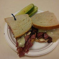 Photo taken at Pomperdale New York Style Deli by Bobby H. on 8/21/2011