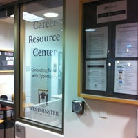 Photo taken at Westminster College Career Center by Mike C. on 8/26/2011