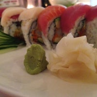 Photo taken at Ginza Sushi by Bernadette on 3/22/2012