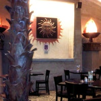 Photo taken at Planet Hollywood Restaurant & Bar by Sampho C. on 10/24/2011