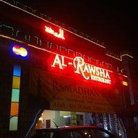 Photo taken at Al Rawsha Restaurant by Mr.Brotha S. on 8/4/2012