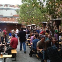 Photo taken at Frankford Hall by Chris S. on 5/5/2012