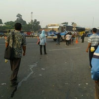 Photo taken at Gerbang Tol Pondok Gede Timur by Novan F. on 10/12/2011