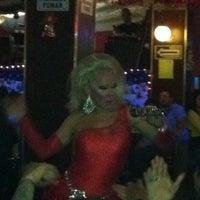Photo taken at Club La Perla by  Isr@ B. on 12/4/2011
