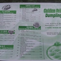 Photo taken at Golden Fried Dumpling by Suman G. on 8/17/2012