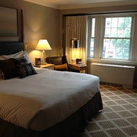 Photo taken at Hanover Inn Dartmouth by Susan S. on 6/1/2012