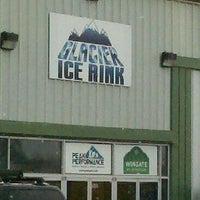 Photo taken at Glacier Ice Rink by Jocelyn S. on 11/18/2011