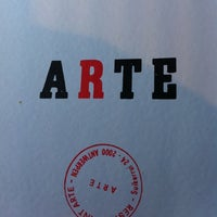 Photo taken at Arte by Olivier D. on 5/7/2011