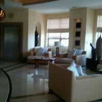 Photo taken at Desert Spa at Villa del Arco Cabo by Hagen T. on 11/18/2011