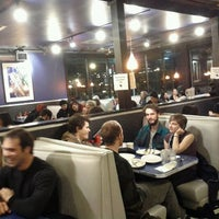 Photo taken at Uptown Diner by Paulino B. on 11/27/2011