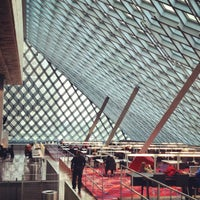 Photo taken at Seattle Central Library by Stills on 6/8/2012