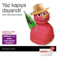 Photo taken at Etstur Genel Müdürlüğü by Yasin T. on 12/31/2011
