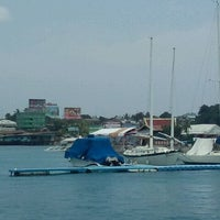 Photo taken at Tagbilaran City Bohol Port by 오 문. on 9/27/2011
