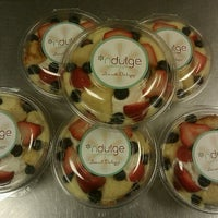 Photo taken at Indulge Cupcake Boutique by Kendall M. on 9/18/2011