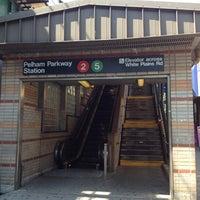 Photo taken at MTA Subway - Pelham Parkway (2/5) by Darius S. on 7/26/2012