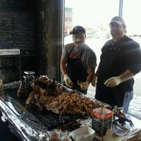 Photo taken at Lockhart's BBQ by Ken C. on 2/11/2012