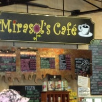 Photo taken at Mirasol's Cafe by Michael S. on 5/26/2012