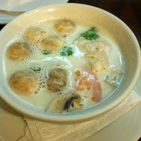 Photo taken at Lemon Thai Cuisine by Leah K. on 11/19/2011