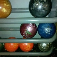 Photo taken at Rolling Lanes Bowling Alley by joseph J. on 1/13/2012