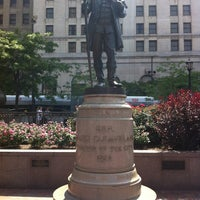 Photo taken at Public Square by Robert T. on 6/15/2012